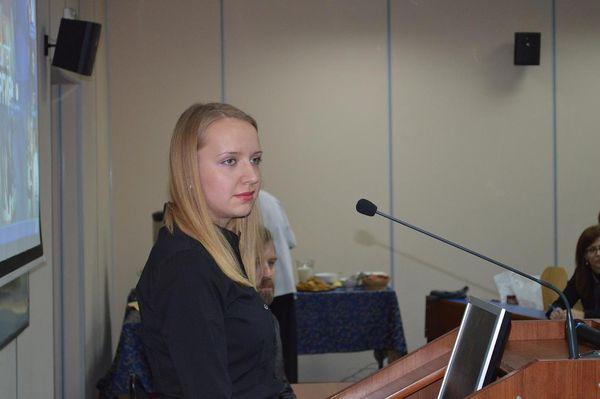 Начальник отдела рассмотрения споров о результатах определения кадастровой стоимости Управления оценки объектов недвижимости Росреестра Юлии Александровны Лобановой